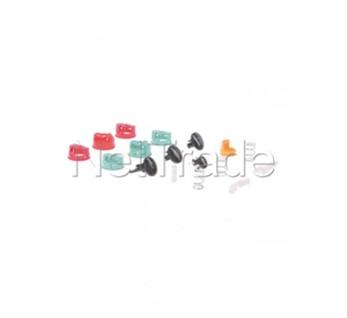 Комплект кнопок слайсера Bosch 00174762
