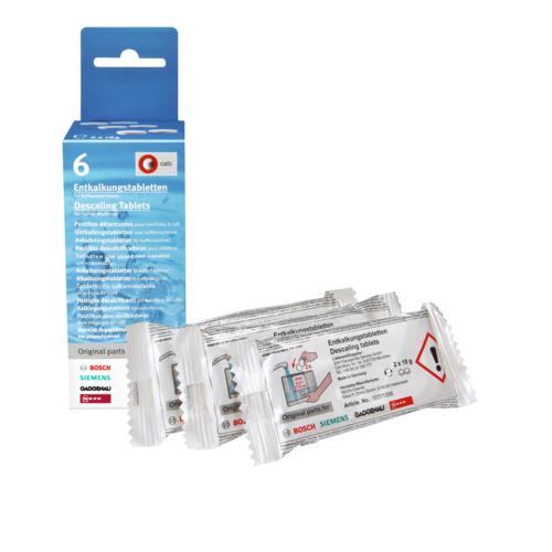 Таблетки от накипи Bosch 00311556