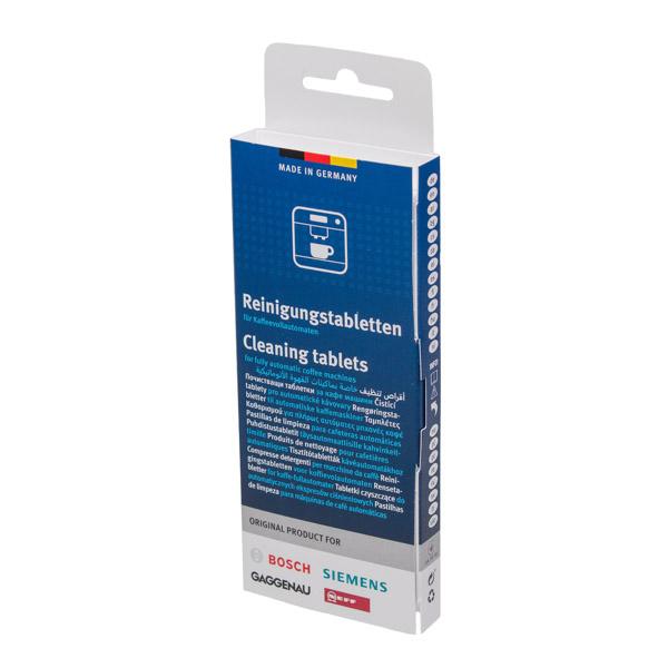 Средство таблетки от жира кофемашины Bosch 00311940 00311769