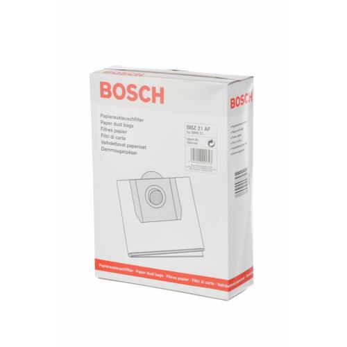 Мешок пылесоса Bosch 00460448 акция Тип W