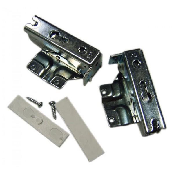 Петля плоский шарнир холодильника Bosch 00481147