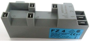 Блок поджига газовой плиты Bosch 00602117