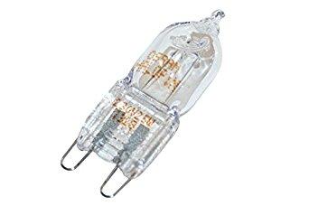 Лампа микроволновой, духовки Bosch галогеновая 00607291