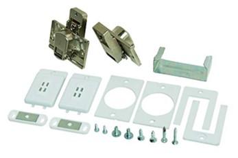 Комплект монтажный фасада стиральной Bosch 00610416