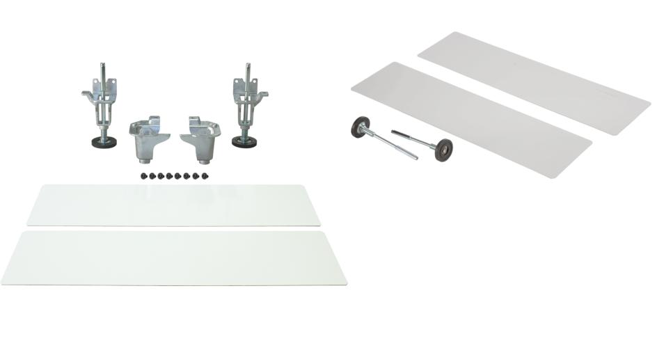 00667389 Набор для увеличения высоты стиральных машин Bosch