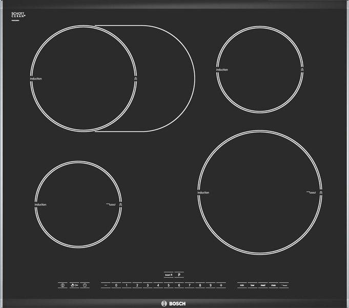 Стекло варочной поверхности Bosch 00681868