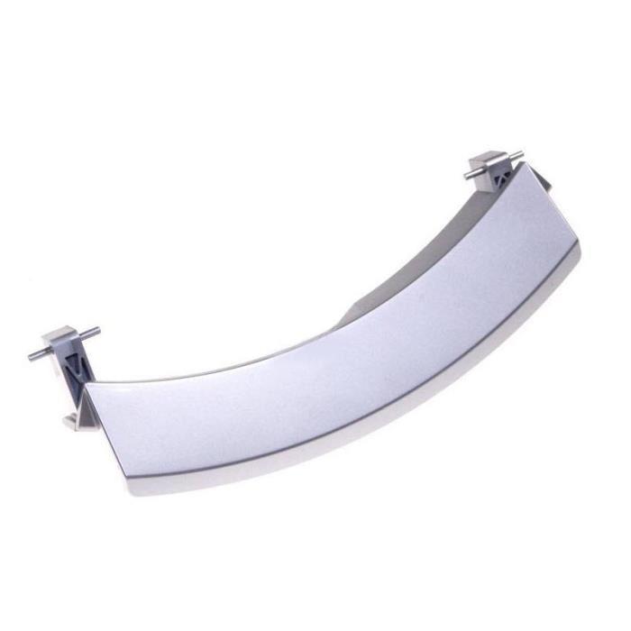 Ручка люка стиральной Bosch 00751786 серая Logixx 8 оригинал