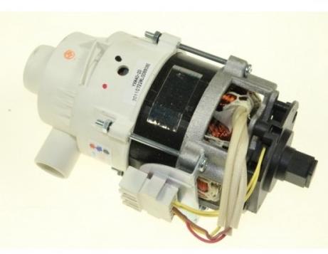 1113332009 Циркуляционный насос с тэном для посудомоечных машин Electrolux, Zanussi, AEG.