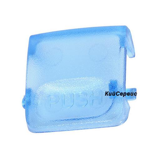 1180229021 Защелка боковой крышки контейнера для пыли на пылесосы Electrolux-AEG-Zanussi