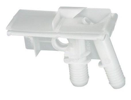 1249470103 Разветвитель подачи воды для стиральной машины Electrolux, Zanussi, AEG