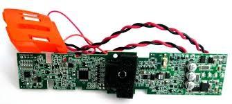 140022564649 Плата управления для пылесосов Electrolux, Zanussi, AEG