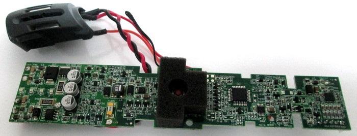 Плата управления пылесоса Electrolux 140039004654