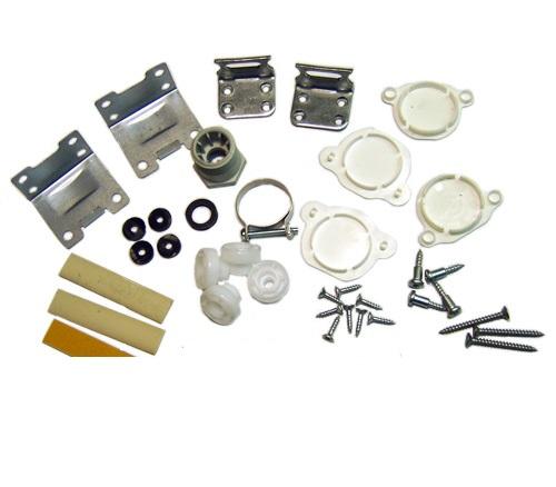 1561664028 Крепежный комплект к посудомоечным машинам Electrolux, Zanussi, AEG