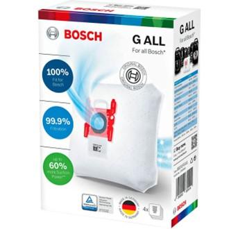 Мешок пылесоса Bosch 4 шт 17000940