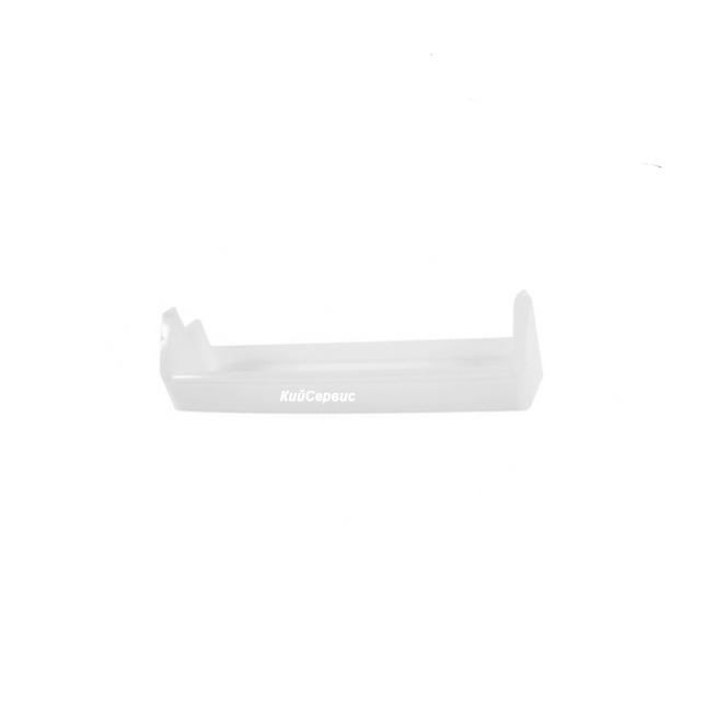 2246116087 Белая полка для банок для двери холодильника Electrolux-AEG-Zanussi