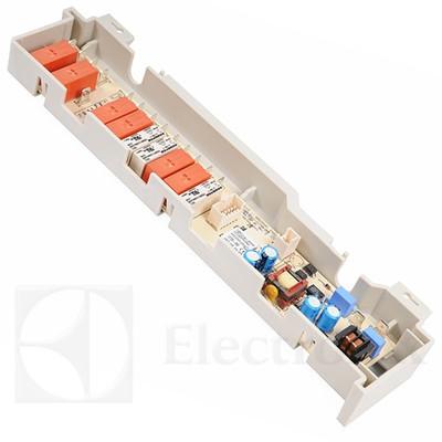 Плата варочной Electrolux 3300363532 индикация