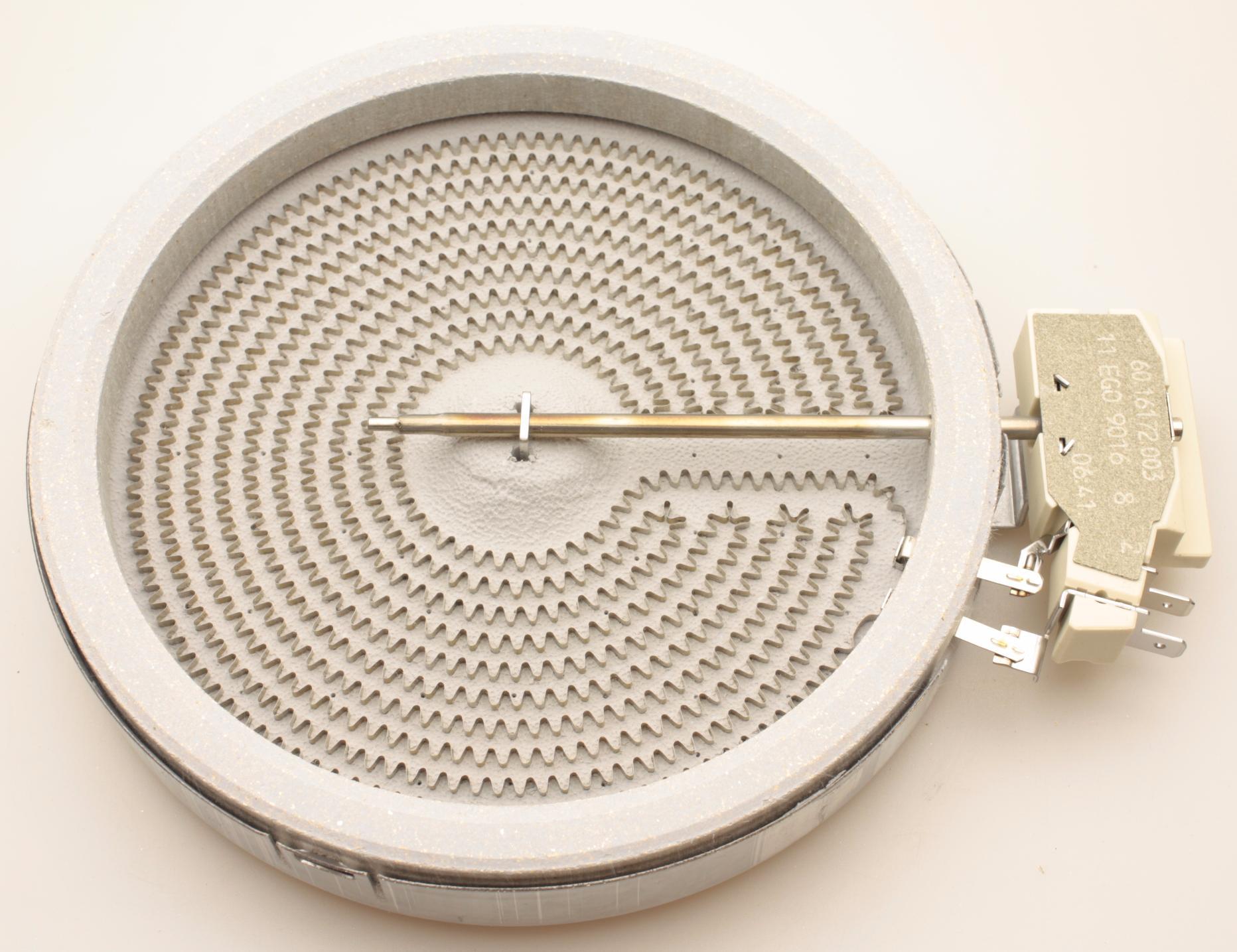 3890800216 Конфорка для стеклокерамической варочной поверхности Electrolux, AEG, Zanussi