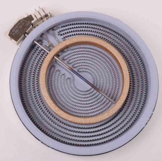 3890804218 Конфорка для стеклокерамической поверхности Electrolux | Zanussi | AEG