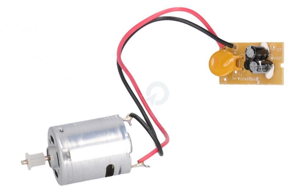 4055061495 Мотор турбощетки для пылесоса Electrolux, Zanussi, AEG