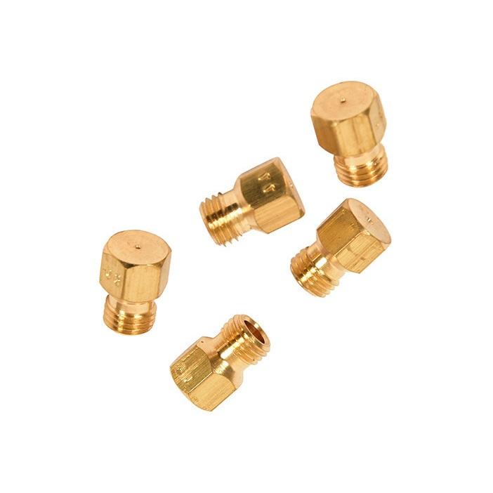 4055071668 Комплект жиклеров, форсунок для газовой плиты Electrolux, Zanussi, AEG