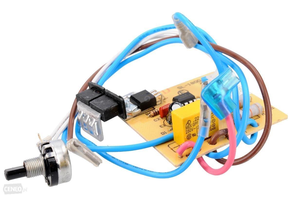 4055174348 Модуль (плата управления) для пылесоса Electrolux, Zanussi, AEG