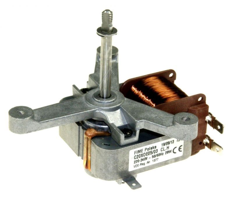 4055015707 Двигатель конвекции для духовки AEG | Zanussi | Electrolux
