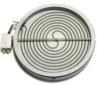 Конфорка электрическая варочной D=230 мм 481231018892