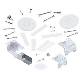 50266410005 Комплект крепежей дверной панели для встраиваемых посудомоечных машин Electrolux, Zanussi, AEG 1