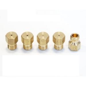 50269941006 Комплект форсунок G30-G31 для газовой плиты Electrolux, Zanussi, AEG 1