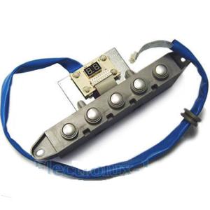 50292189003 Плата электронная-панель с индикацией для кухонной вытяжки Electrolux | AEG | Zanussi 1