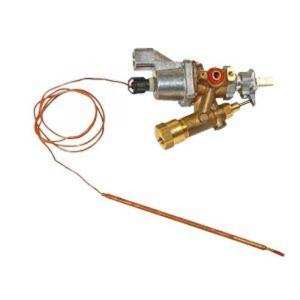 Кран газовой плиты духовки ARDO 635000471 1