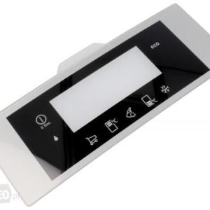 8071410099 Накладка декоративная с нанесенными символами для панели управления для холодильников Electrolux, Zanussi, AEG 1