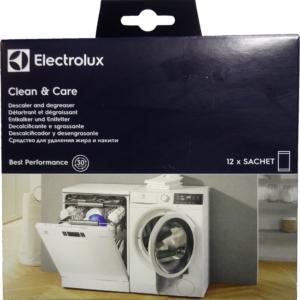 Средство (порошок) для удаления накипи Electrolux 3 в 1 - 12 пакетиков 9029792745 1