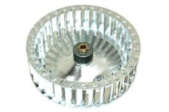 Крыльчатка вентилятор сушки стиральной Ariston C00255435