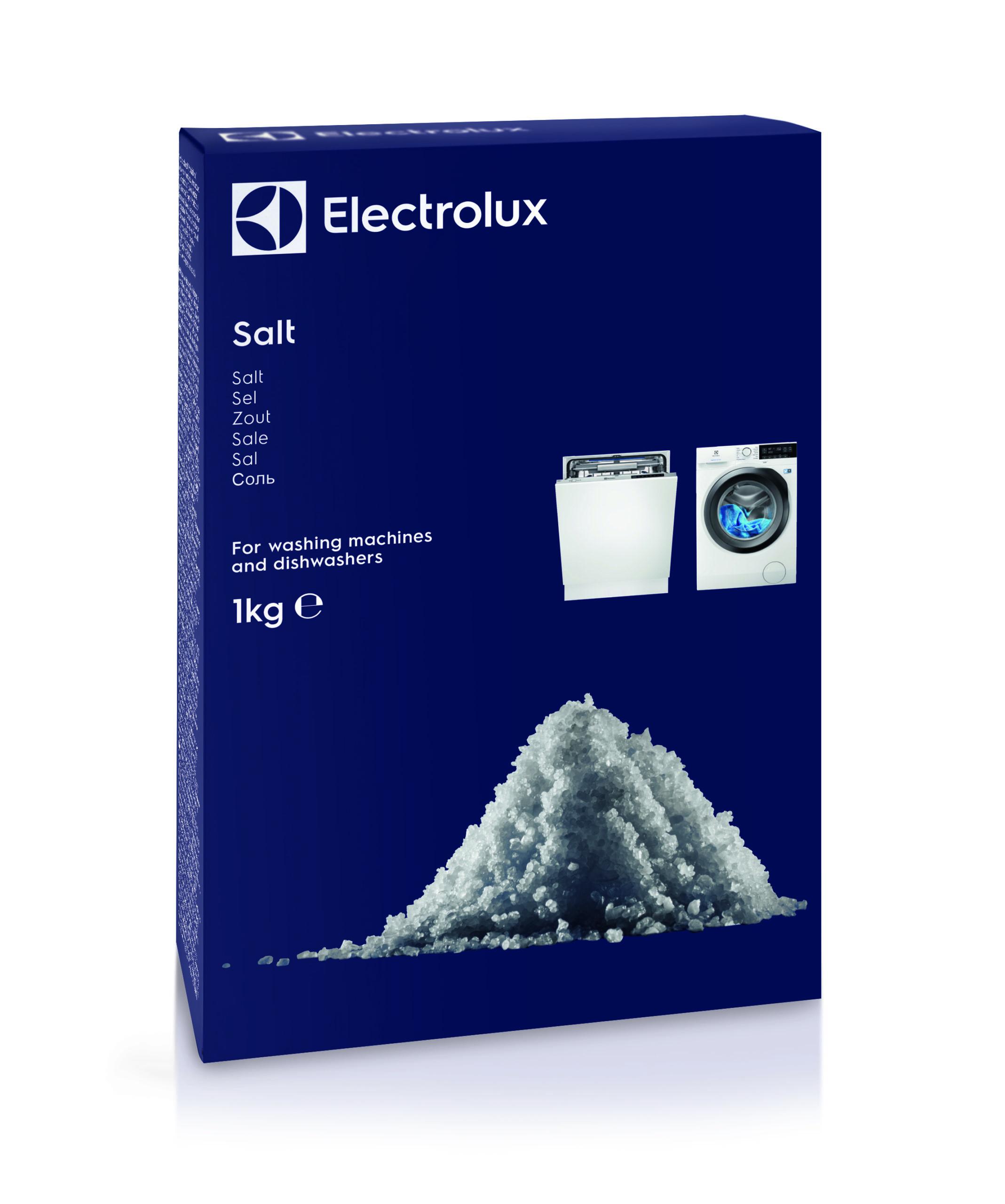 Соль для посудомоечных и стиральных машин E6DMU101