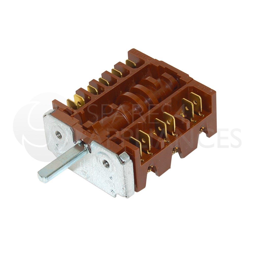 3872073006 Переключатель для плит Electrolux, Zanussi, AEG