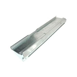 Панель посудомоечной Electrolux нижняя двери 1527256109 металическая 1