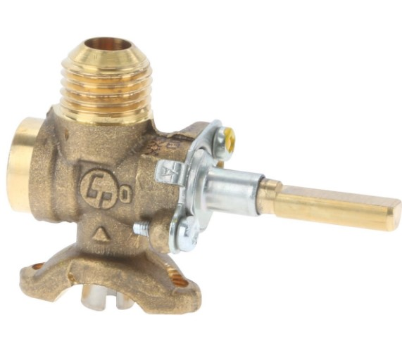 Кран газовой плиты Bosch 00173070