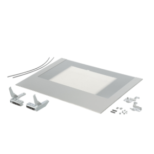 Стекло внешнее двери духовки Bosch 00665943 1