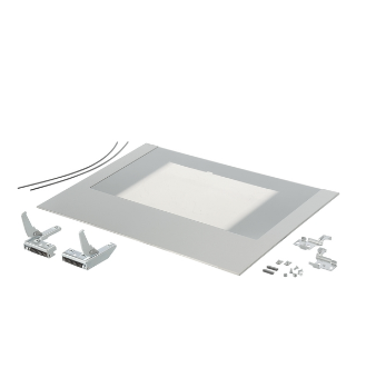 Стекло духовки внешнее Bosch 00665943