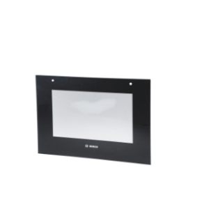 Стекло внешнее двери духовки Bosch 00673102 1