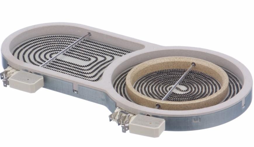 Конфорка электрическая варочной 2100/1750/900W Bosch 00674650