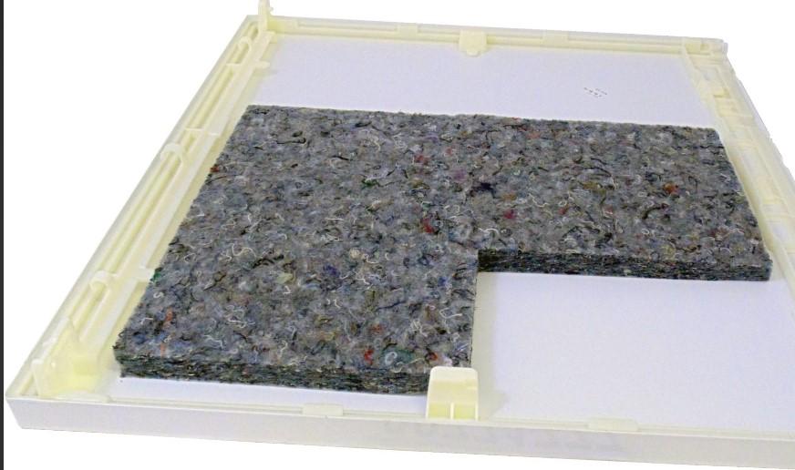 Крышка верхняя сушильной Bosch 00771777