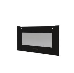 Стекло внешнее двери духовки Bosch 00772020 1