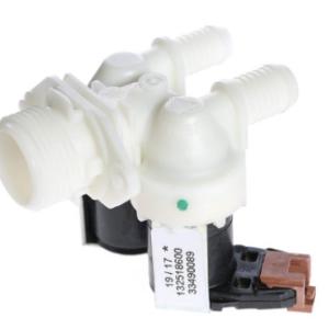 Клапан подачи воды стиральной 2/180 Electrolux 132518600, 1325186110 1
