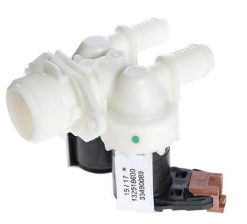 Клапан подачи воды стиральной 2/180 Electrolux 132518600, 1325186110