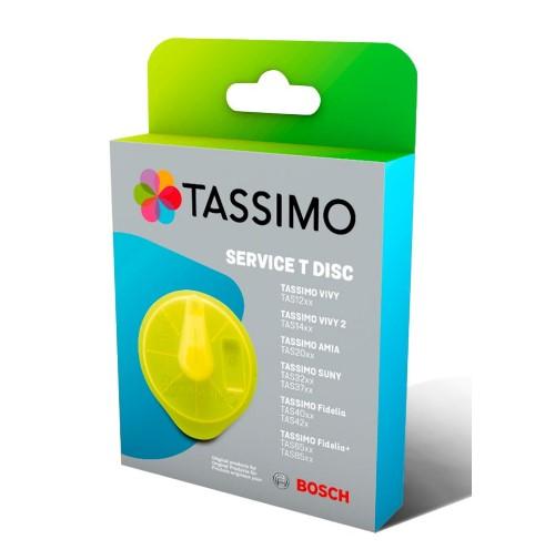 Т-Диск сервисный кофемашины Bosch 17001490