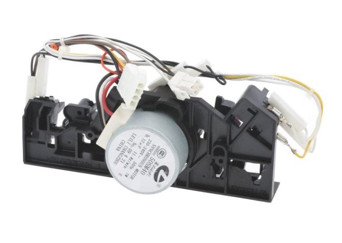 Держатель микровыключателей с двигателем духовки Bosch 00646704