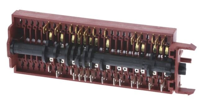 Переключатель режимов духовки Bosch 00495828