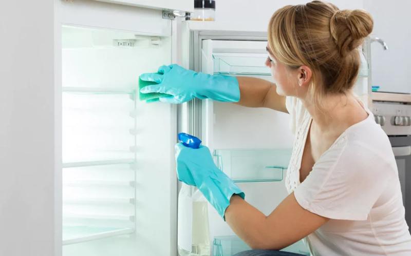 Правильная и быстрая разморозка холодильника 3